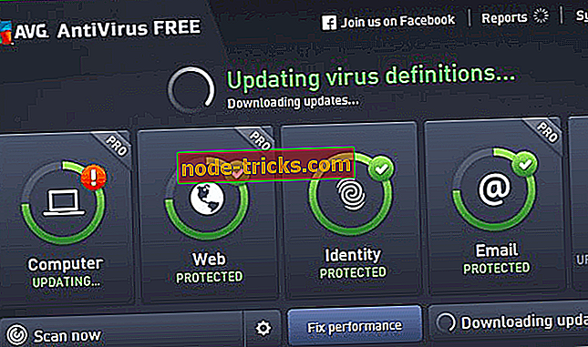 Last ned AVG Antivirus Free for Windows 10, Windows 8.1, 8 [Nyeste versjon]