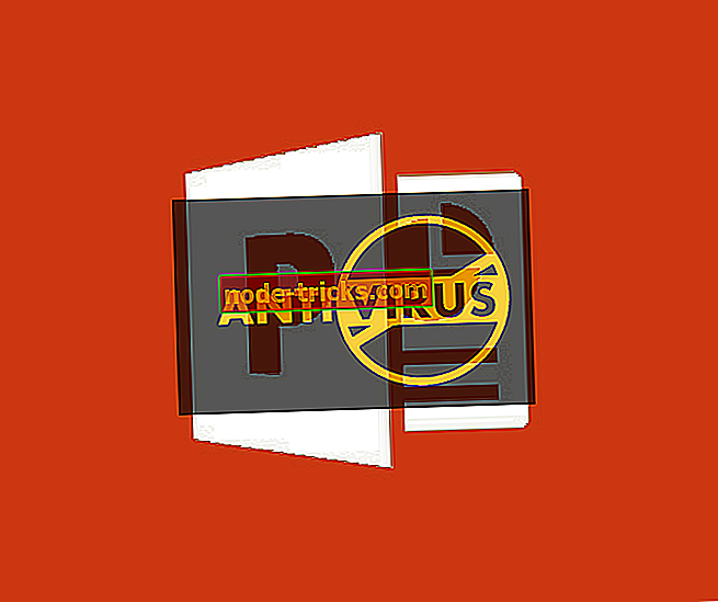 antivirus - Fix: Antivirus blocarea PowerPoint în Windows 10