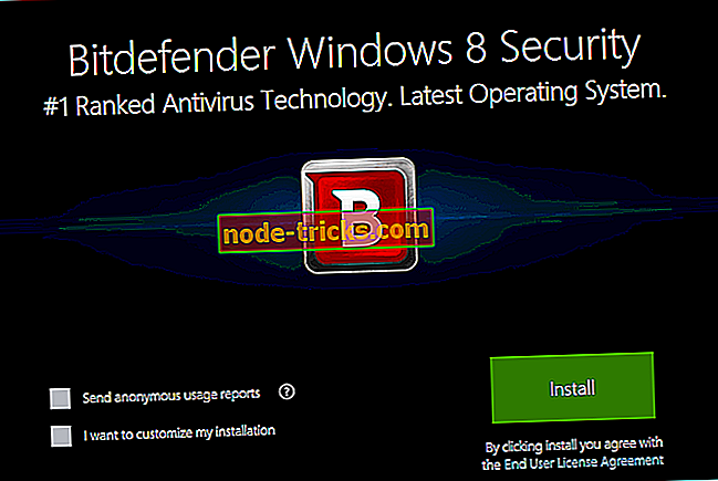 "Revizuirea Bitdefender ""Windows 8 Security"" Antivirus pentru Windows 8, 8.1"