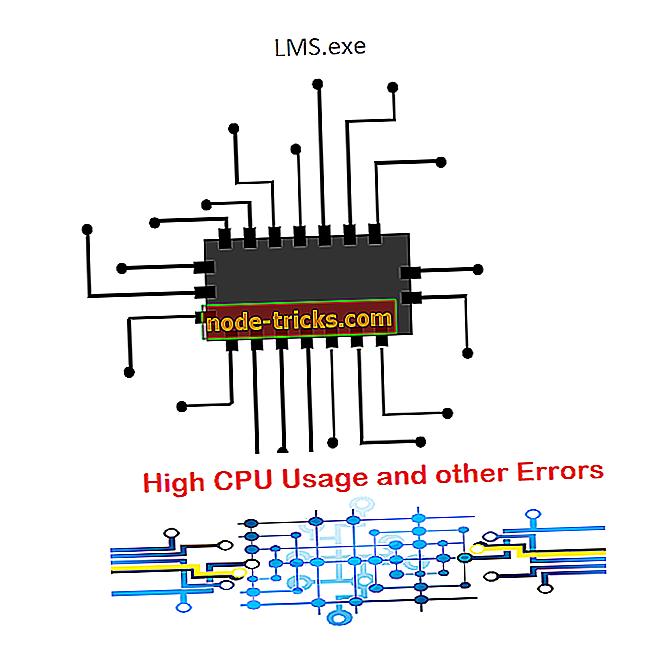 LMS.exe: Što je to i kako popraviti veliku potrošnju procesora