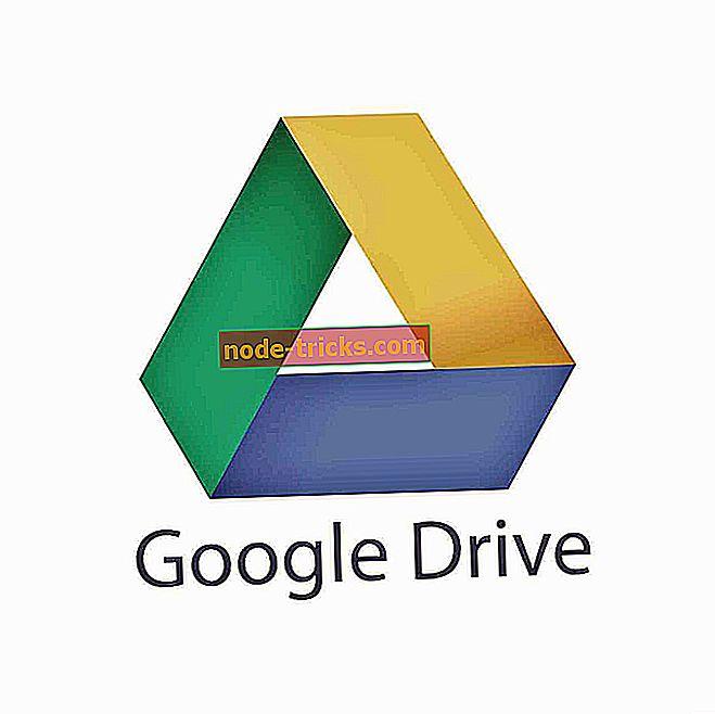 Full løsning: Google Disk kan ikke koble til
