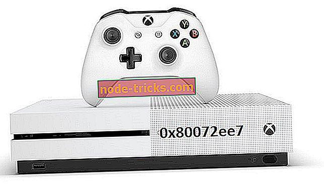 Fiks: Xbox One S feilkode 0x80072ee7
