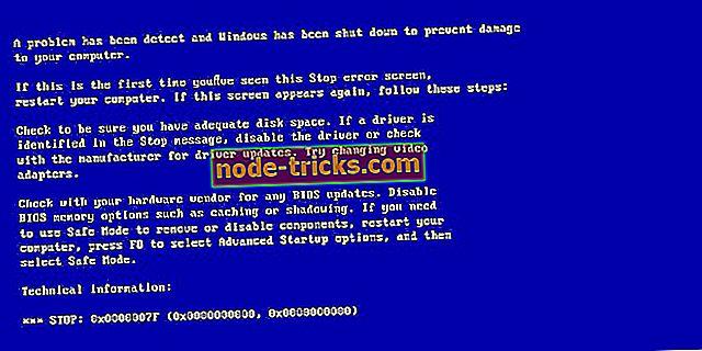 Korjaus: Odottamaton sammutus Windows 7: n lepotilan jälkeen