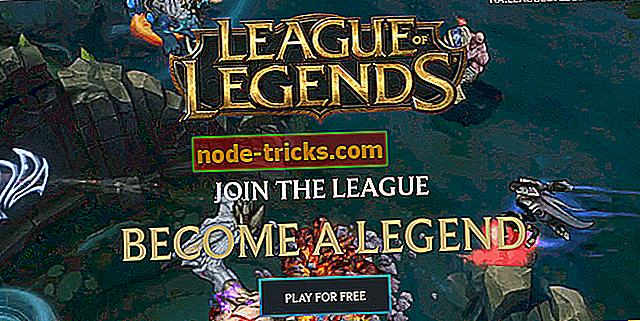 Ką daryti, jei Legendų lyga nebus atnaujinta