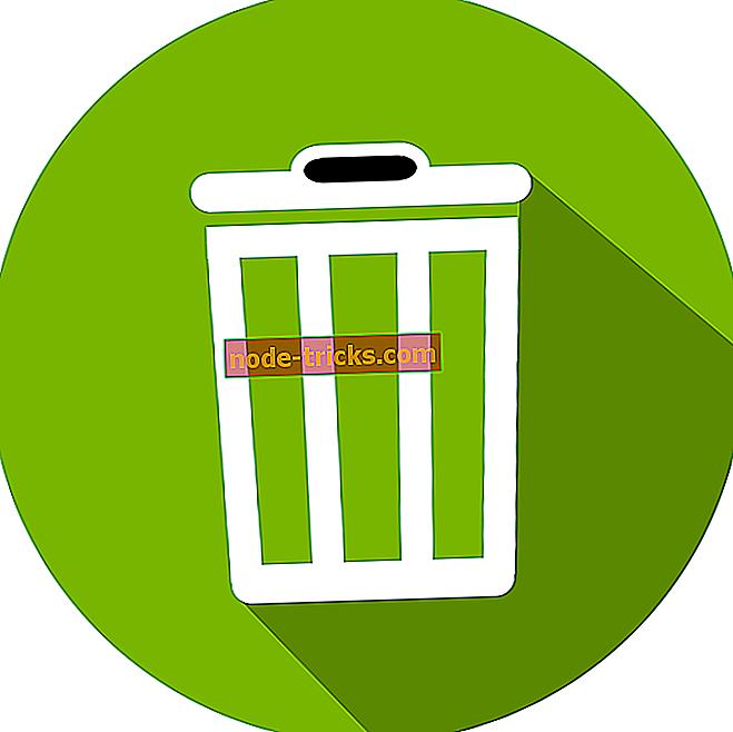 Kaj storiti, ko v sistemu Windows 10 manjka koš za smeti