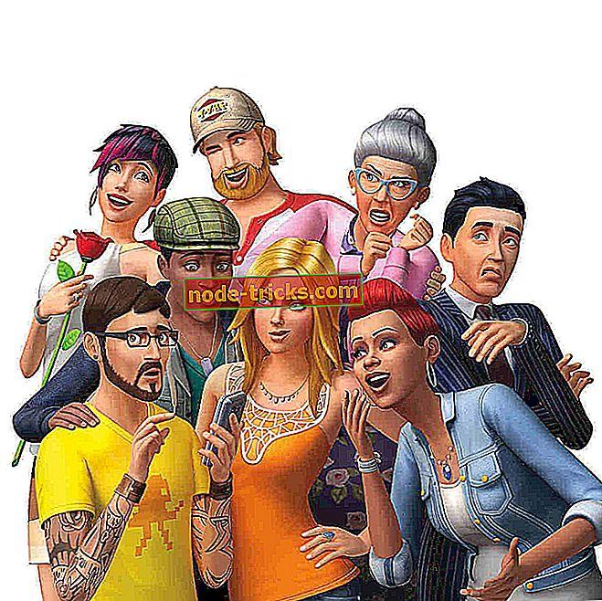 korjata - Simulointiviiveen korjaaminen The Sims 4: ssä