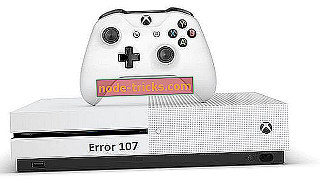 Xbox One S veakood 107 [FIX]