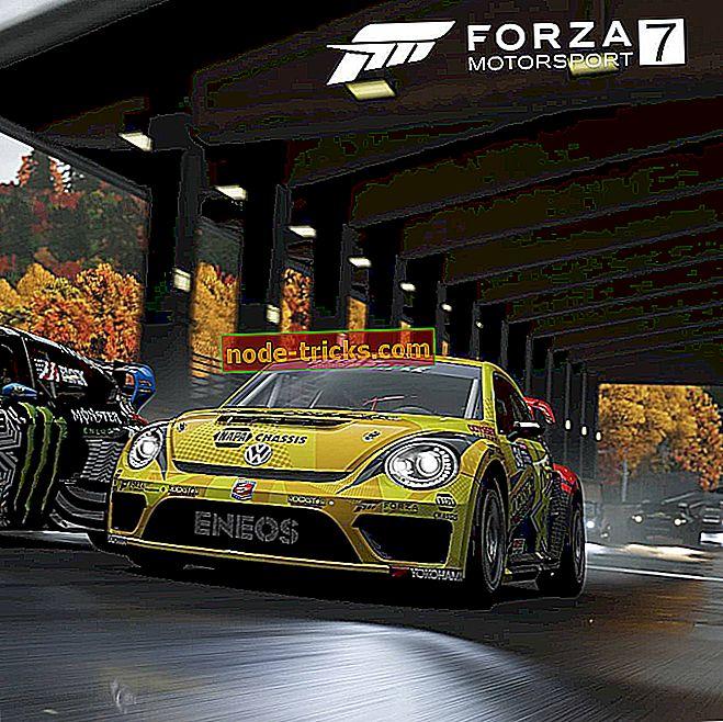 """""""Forza Motorsport 7"""" avarijos: Štai kaip ją išspręsti"""