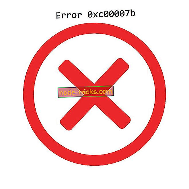 Cum de a rezolva eroarea 0xc00007b în Windows 8.1, Windows 10