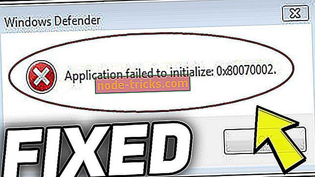 No tämä on kiusallista: Kuinka korjata virhe 0x80070002 Windows 10: ssä