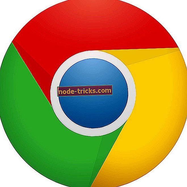 Preberanie skriptu proxy v prehliadači Google Chrome