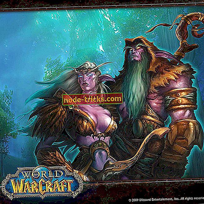 fastsette - Fiks: World of Warcraft feil 132 (0x85100084) Fatal unntak!