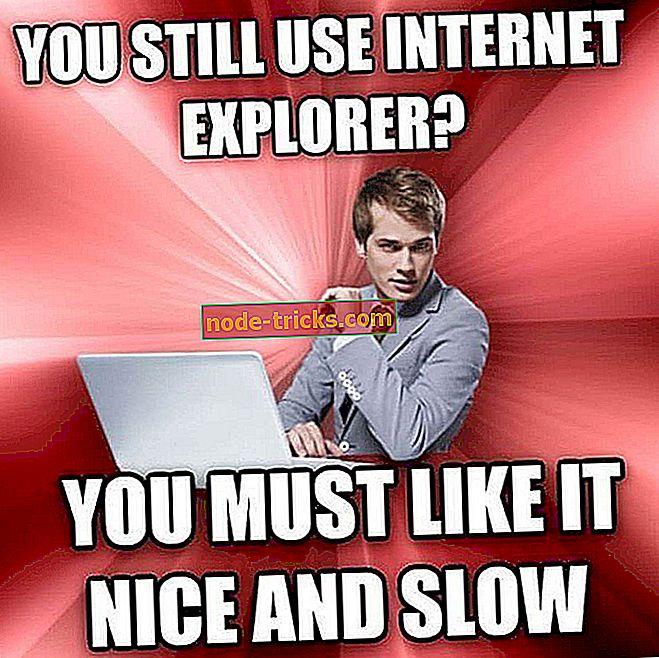 Kas Internet Explorer töötab aeglaselt Windows 10-s?  FIKSEERI VÕI Muuda