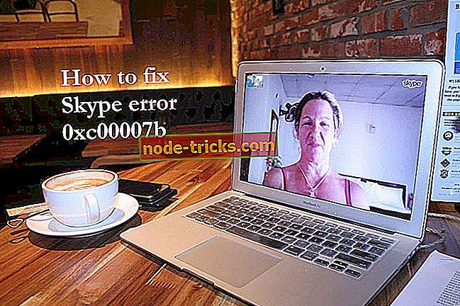 """""""Skype"""" klaidos 0xc00007b nustatymas """"Windows 10"""""""