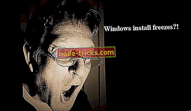 Instalarea Windows-ului sa blocat și se blochează?  Cum se repară pe Windows 8.1, 10