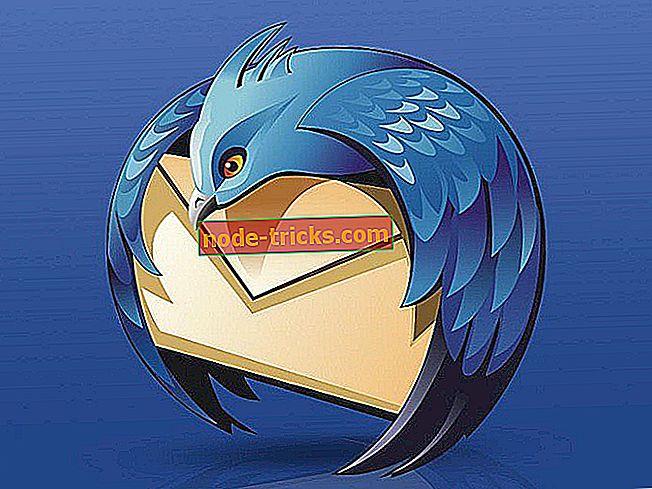 Täielik parandus: Mozilla Thunderbirdi probleemid Windows 10, 8.1, 7 puhul