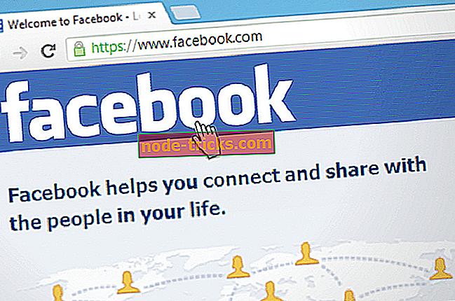 FIX: Facebook mi nedovolí uverejniť nič z môjho PC