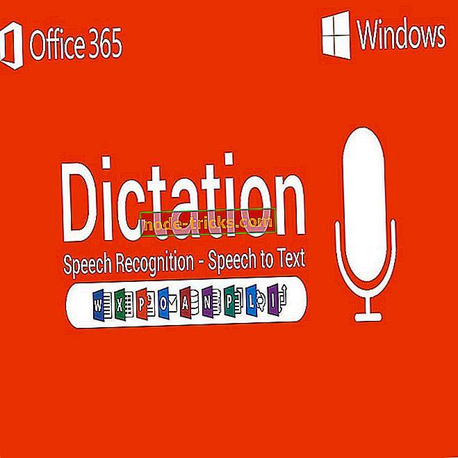 FIX: Ups, det var et problem med diktat i Microsoft Office