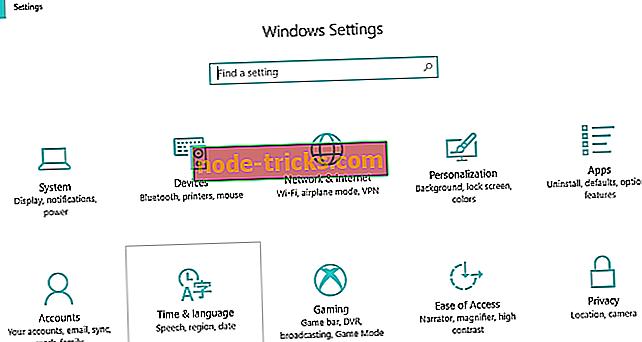 FIX: seadete rakendus ei käivitu Windows 10-s
