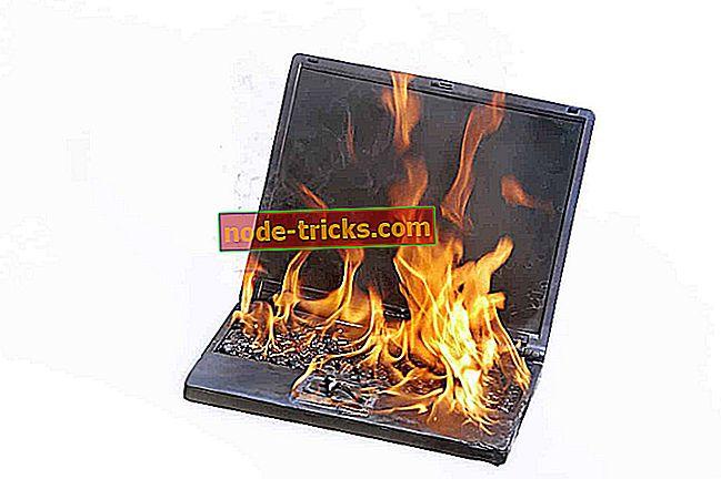 Kaip nustatyti nešiojamąjį kompiuterį, jei jis išjungiamas perkaitant