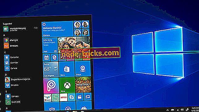 Full Fix: Žao nam je da se vaše računalo ne može promijeniti u Windows 10, 8.1, 7