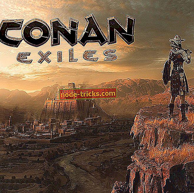 Iată cum puteți remedia problemele comune cu exilele Conan