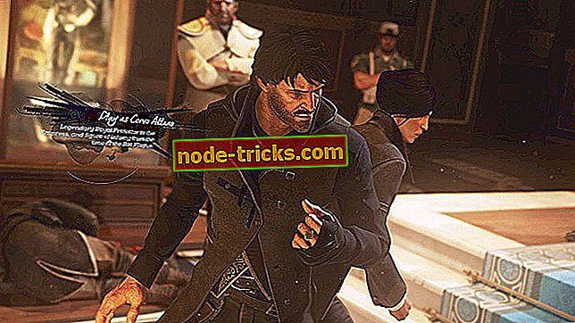 Hvordan fikse vanlige Dishonored 2 bugs