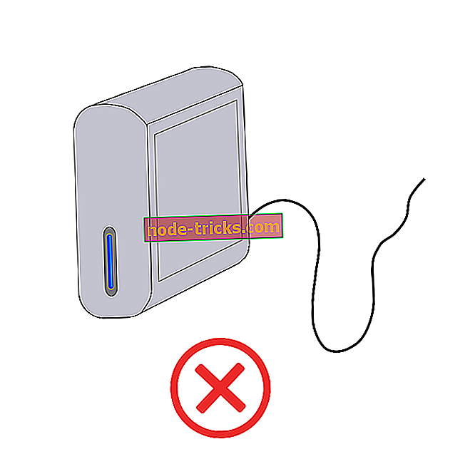 Как да се поправят фатални грешки на външни твърди дискове за добро