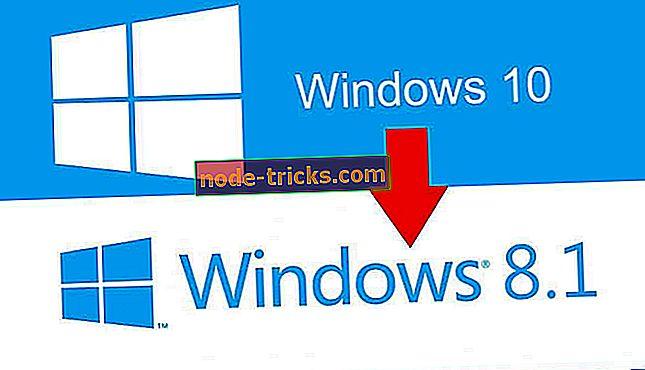 Slik nedgraderes fra Windows 10 til Windows 8.1