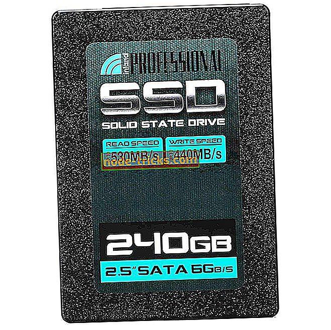 SSD: n käyttäminen sisäänrakennetulla salauksella