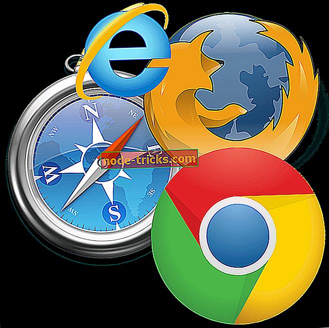 miten - Selaustietojen poistaminen käytöstä Firefox / Chrome / Edge -ohjelmassa
