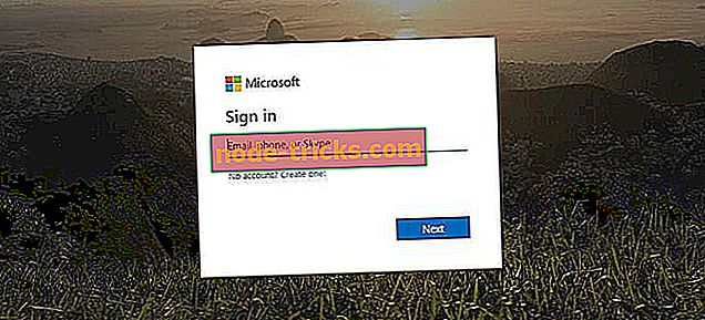 Kā nomainīt Microsoft e-pastu Windows 10, 8.1