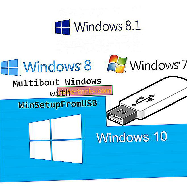 MultiBoot Windows 7 og Windows 8.1, 10 med WinSetupFromUSB