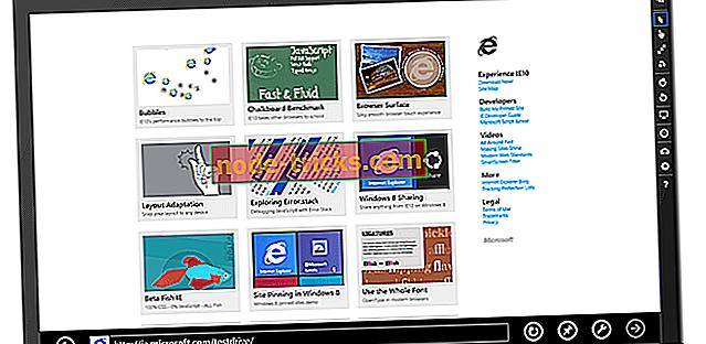 Kako priti do Internet Explorerja v operacijskem sistemu Windows 10