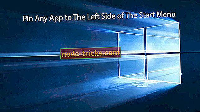 Kā pieslēgt lietojumprogrammas Windows 10 izvēlnes sākuma izvēlnei