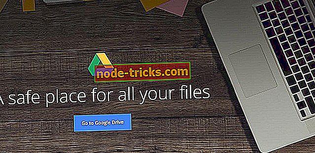 spille - Hurtig påminnelse: Google Drive-spill støttes ikke lenger