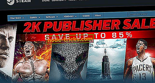 Продажбата на 2K на Steam за издатели предлага отстъпки до 85% през този уикенд