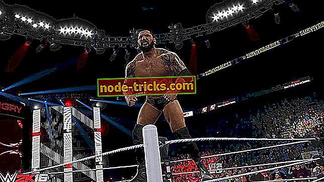 WWE 2K16 prihaja na računalnikih Windows preko Steam za 50 $