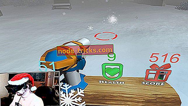 """pelata - """"I Hate Santa"""" on loistava peli, joka tuo lumipallon taistelun VR: lle"""