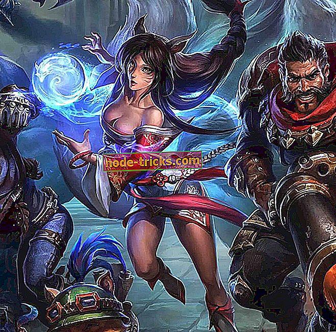 spille - Fix League of Legends feilkode 004