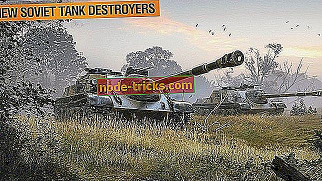 spille - World of Tanks får nye sovjetiske tank destroyers, bestemmelser og forbedret kart