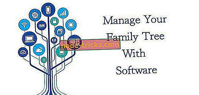 5 cel mai bun software pentru copaci de familie de utilizat