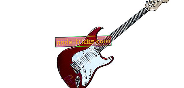 5 geriausios programinės įrangos, skirtos mokytis bosinės gitaros ir roko šias dainas