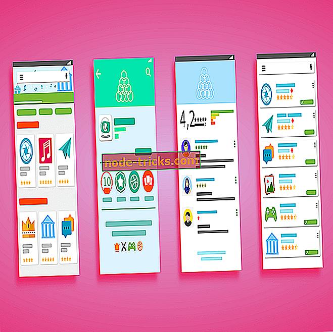 programvare - 5 gode verktøy for å lage UI mockups for nettsteder og apps