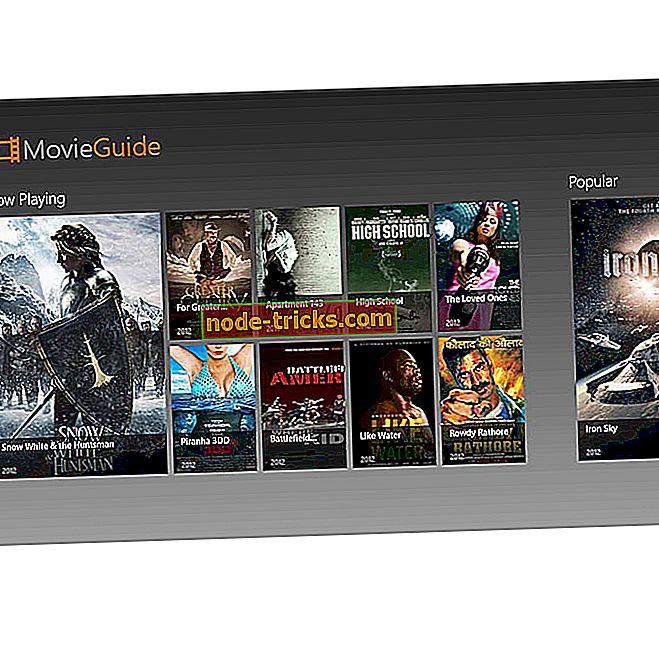 Laadige Movie Guide app alla, et muuta oma arvuti filmiandmebaasiks