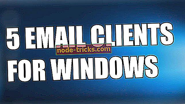 ohjelmisto - Paras Windows 10 -postiasiakkaat ja -käyttäjät
