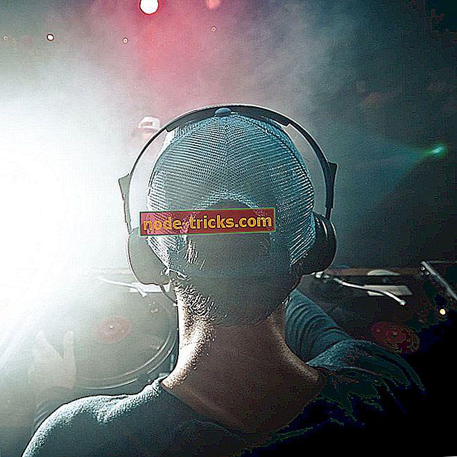 5 geriausios DJ programinės įrangos, neturinčios grotuvų