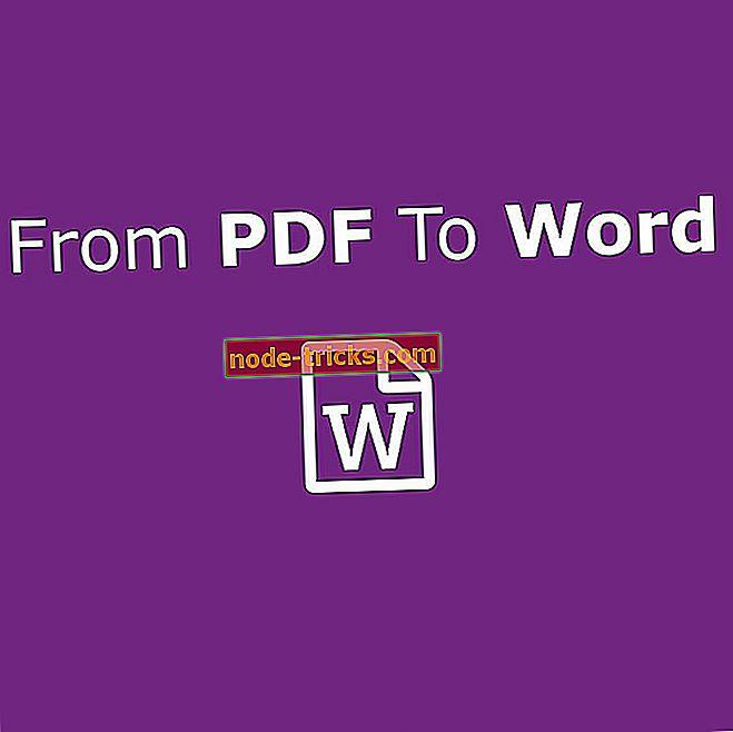 """Konvertuokite PDF failus į """"Word"""" dokumentus su šiais 5 įrankiais"""