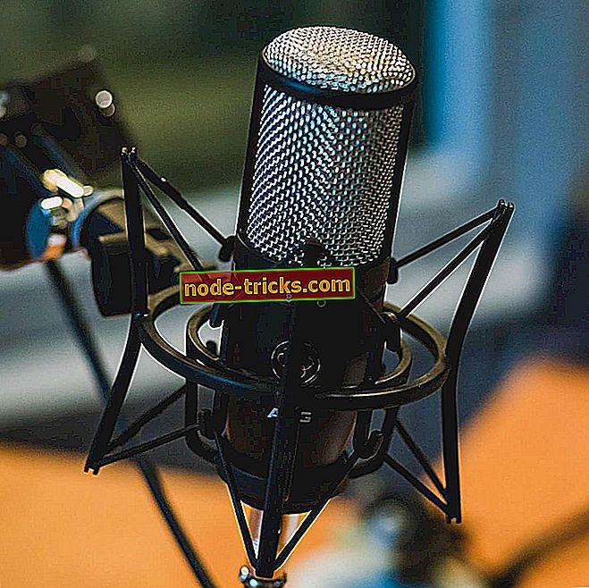 Topp 6 profesjonell programvare for redigering av podcaster