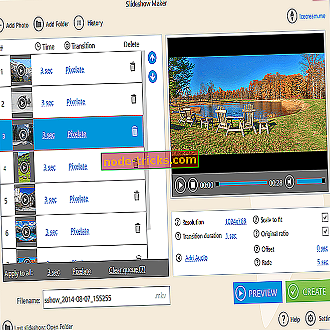 ohjelmisto - Lataa IceCream Slideshow Maker Pro Windowsille